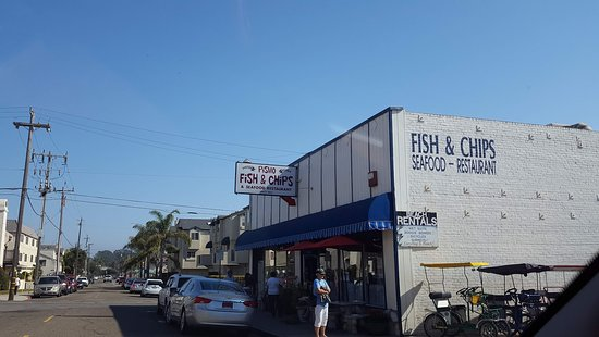 Pismo Fish Chips Seafood Restaurant