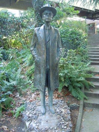 Statue de Bela Bartok