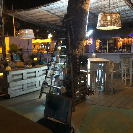 Mar y Mar Restaurante & Beach Bar Foto