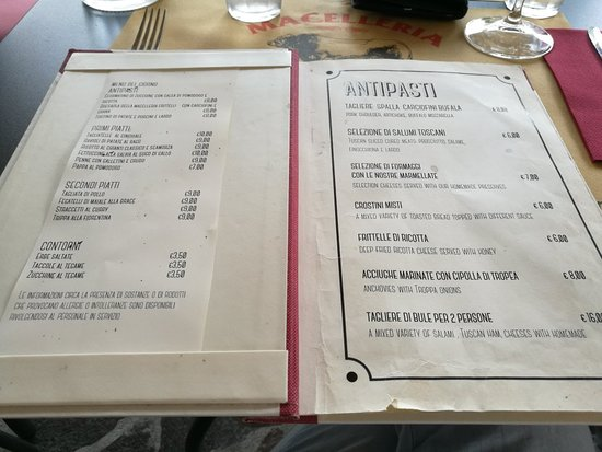 Trattoria Da Bule: Yummy, highly recommended this restaurant. Pretty simple menu, but everything what we ordered wa