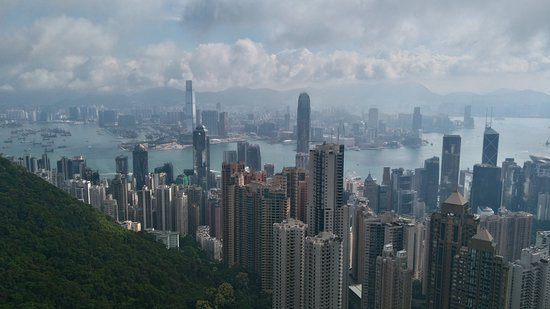 Victoria Peak (The Peak): Victoria Peak View