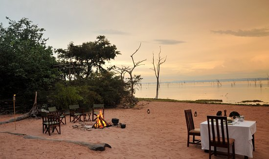 Come relax and enjoy the African sunset and wildlife. Lake Kariba is absolutely beautiful.