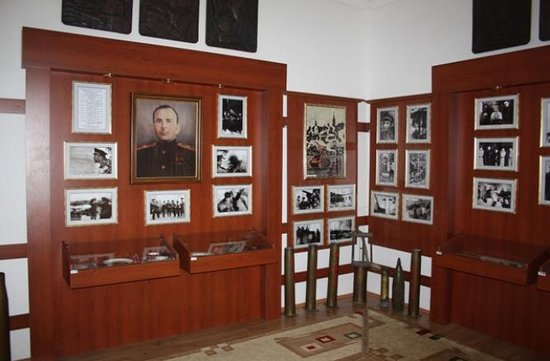 Lankaran, Azerbaijan: Exhibits in the house museum
