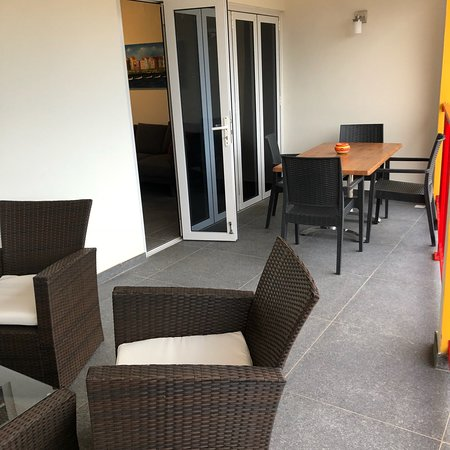 Lagun, Curazao: Pictures of apartment in new building A. Excellent accommodation!
