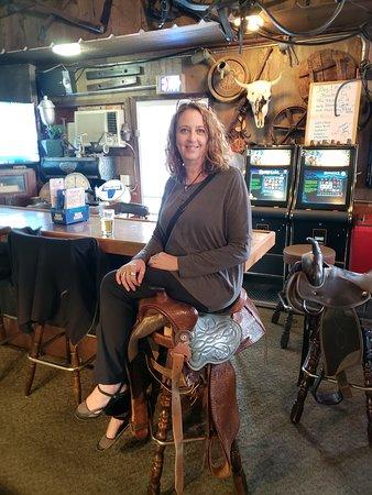 Baileys Harbor, WI: Sidesaddle