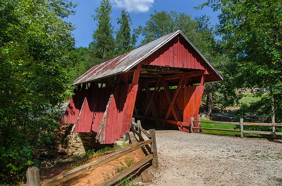 ‪Campbell's Covered Bridge‬
