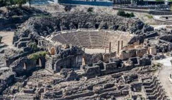 סקיטופוליס - העיר האבודה