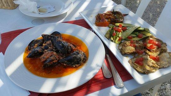 Ristorante Bagno San Marco Fiumaretta : Bar ristorante bagno san marco fiumaretta restaurant