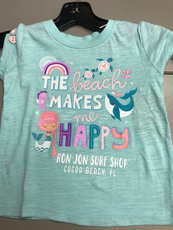 048605420aa9 Plenty of baby merchandise - Picture of Ron Jon Surf Shop