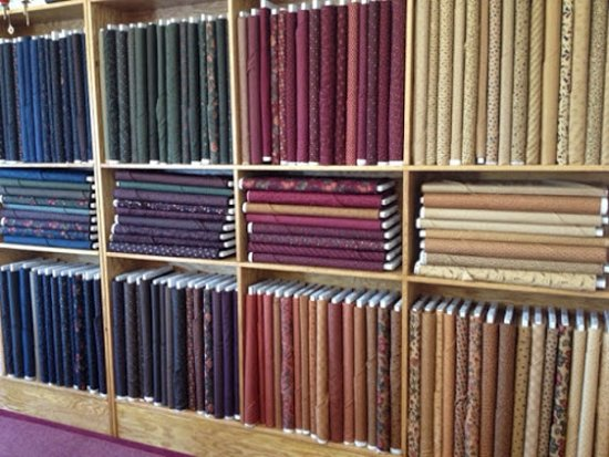 Fennimore, WI: Gigantic selection of fabrics
