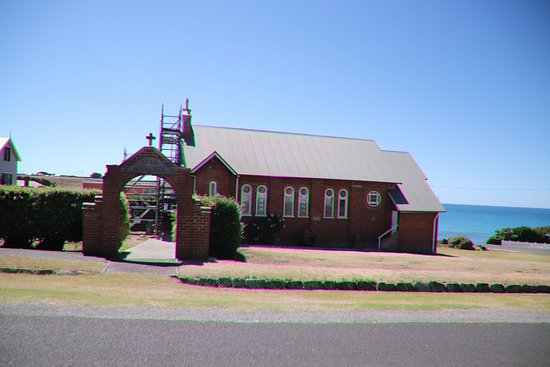 Stanley, Australia: TheOur Lady Star Of The Sea Roman Catholic Church