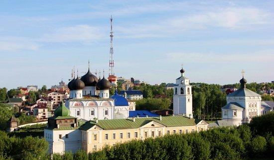 Свято-Успенский Трифонов мужской монастырь