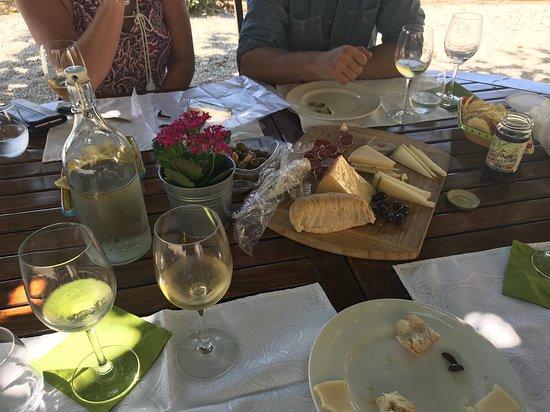 Alta Alella: Wine and Food