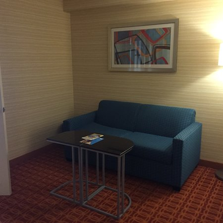 Great stay- airport convenient
