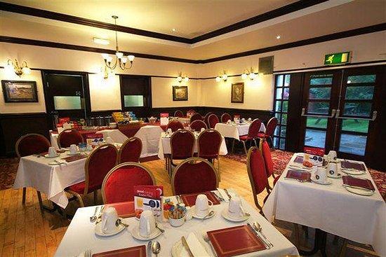 Rhu, UK: Restaurant