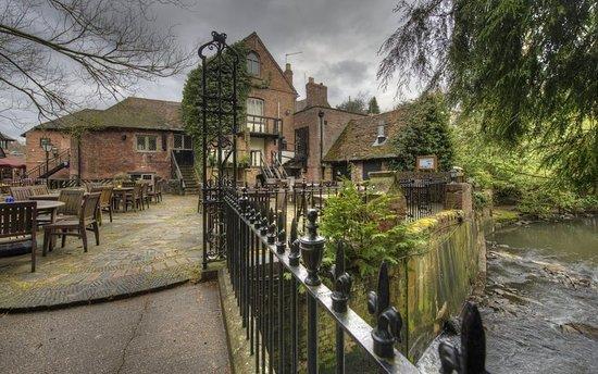 Baginton, UK: Exterior