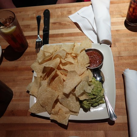 White Chocolate Grill: delicious American food