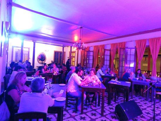 Vallenar, Cile: Cena Romántica