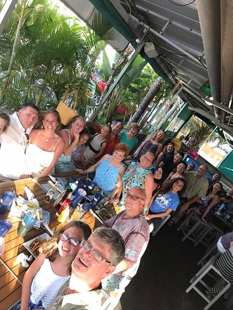 Rick's Reef: Wedding Rehearsal Dinner for the Cool Crowd!