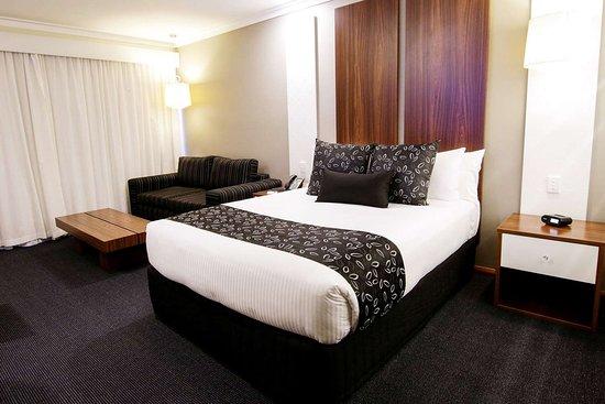 Taylors Lakes, Australia: Spacious guest room
