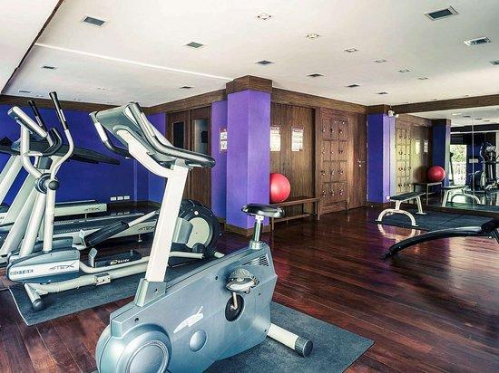 Mercure Pattaya Hotel: Health Club