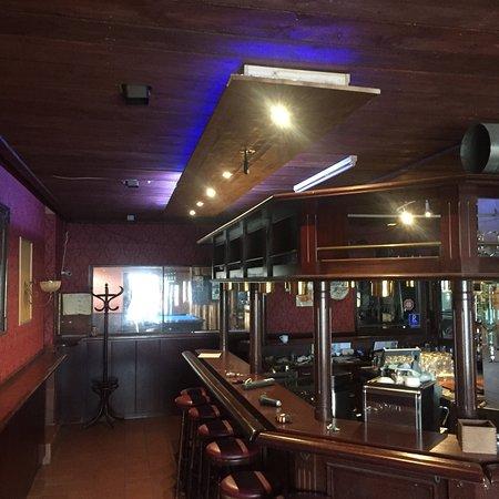 Lautzenhausen, Tyskland: Saloon Luckie Luke