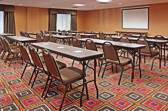Troutville, Βιρτζίνια: Meeting room