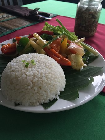 Angkor Pal Boutique Hotel: LUNCH TIME