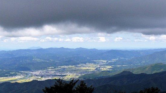Mt. Hakkai Ropeway
