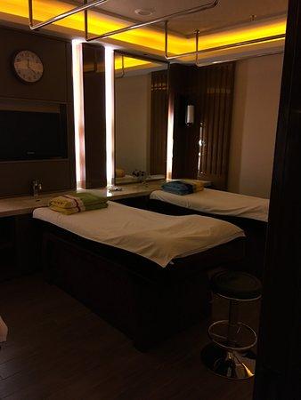 Heihe, China: Массажный салон на 4 этаже. НЕ рекомендую. Мастера посредственные.