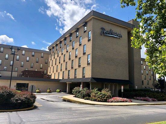ラディソン ホテル フィラデルフィア ノースイースト