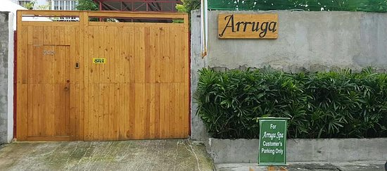 Arruga Spa & Wellness Garden