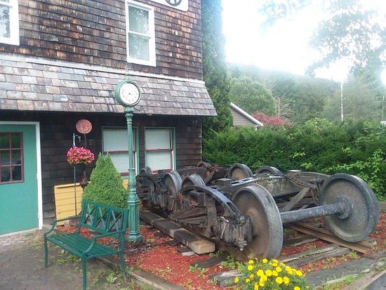 Roscoe O&W Railway Museum