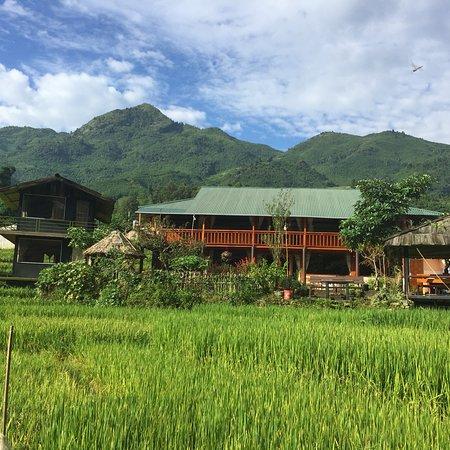 Ta Van, Vietnam: Zmonghomestay