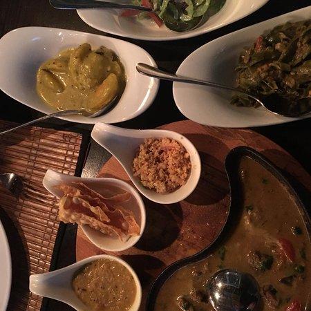 Heerlijke Rice & Curry!
