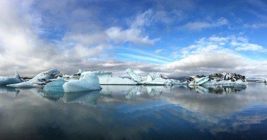 Jokulsarlon Glacier Lagoon Picture Of Season Tours Reykjavik