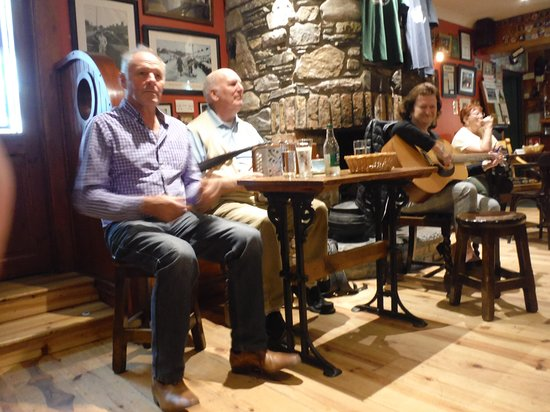 Woodstown, Irlandia: Irish Folk Music