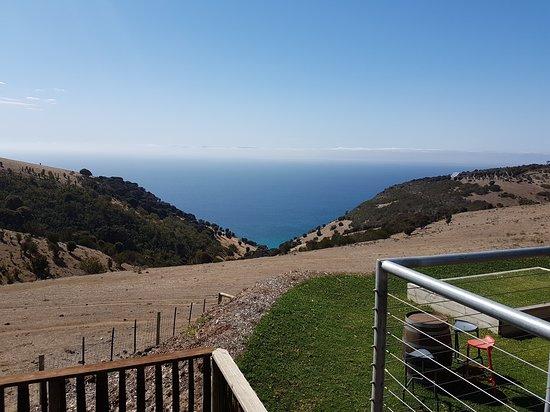 Dudley Cellar Door: The view - Dudley