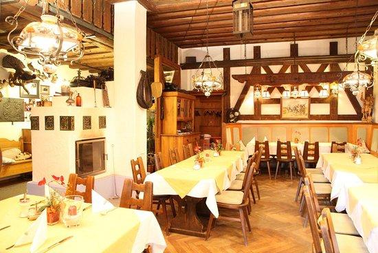 Greding, Germany: Restaurant
