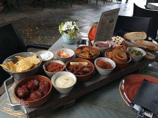 Harvey • Kitchen & Bar: Tapas