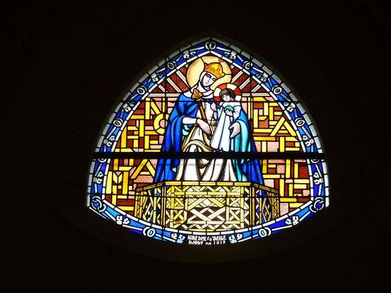 Mémorial de Dormans 14-18 - Notre-Dame de la Treille