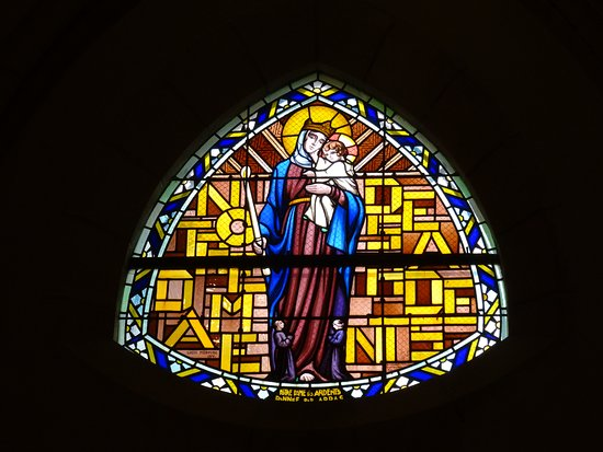 Mémorial de Dormans 14-18 - Notre-Dame des Ardents