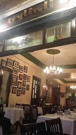 Zeytinli Restoran: dış görünüm