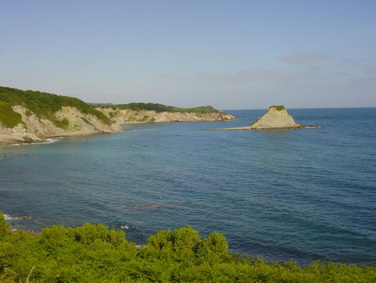 Baie de Loya - Corniche - Hendaye