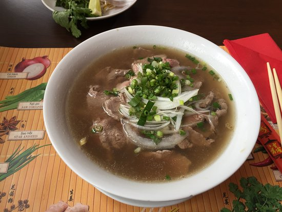Pho Hanoi: small bowl