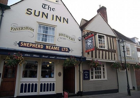 The Sun Inn Restaurant Picture