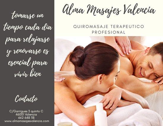 Anuncios contactos masajes parejas en Valencia