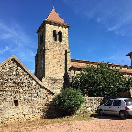 La Clayette, França: Eglise Saint-Germain-et-Saint-Benoit