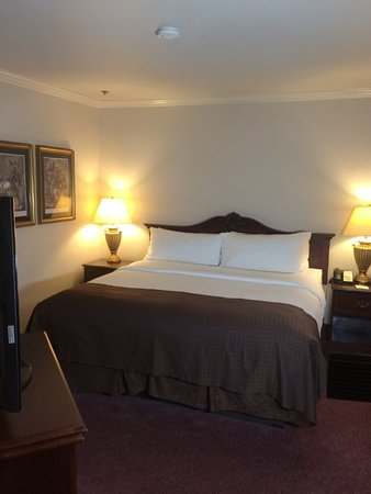 Selma, Californien: Guest room