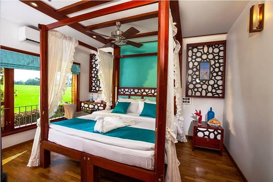 luxury category houseboat in aleppey backwaters picture of